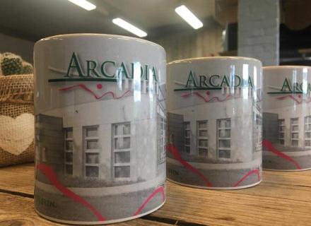 Relatiegeschenken (Mokken) voor Arcadia
